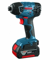 BOSCH 25618-01 - 18 V 1/4 In. Hex Impact Driver