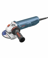 """BOSCH AG40-85PD 4-1/2"""" Angle Grinder w/ No-Lock-on Paddle Switch - 8.5 Amp"""