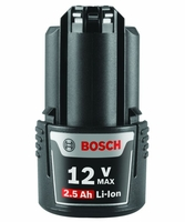 BOSCH BAT415 - 12 V Lithium-Ion 2.5 Ah Battery