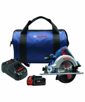 "BOSCH CCS180-B14 - 18V 6-1/2"" Circular Saw Kit w/CORE18V Battery"