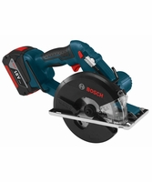 BOSCH CSM180B - 18 V Metal-Cutting Circular Saw