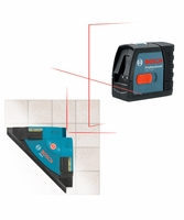 BOSCH GLL2X-TILE GTL2 Floor Tile Laser and GLL2-15 Kit