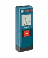 BOSCH GLM15 Compact 50ft. Laser Distance Measuring Tool