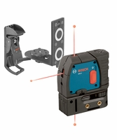 BOSCH GPL3 3-Point Self-Leveling Laser w/ Bonus BM3 Mount