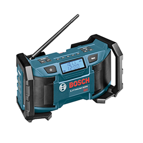 cordless bosch power tools pb180 18v compact jobsite. Black Bedroom Furniture Sets. Home Design Ideas