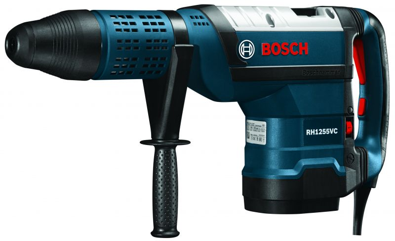 bosch rh1255vc 2 sds max rotary hammer. Black Bedroom Furniture Sets. Home Design Ideas