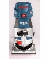 BOSCH PR20EVSK - 1 HP Colt Variable Speed Electronic Palm Router Kit