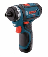 BOSCH PS21-2A - 12V MAX Two-Speed Pocket Driver Kit