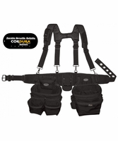 Bucket Boss 57100 Ballistic Suspension Rig Tool Belt