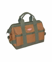 Bucket Boss 60012 GateMouth 12 Tool Bag w/ 12 Pockets, Super-Wide Opening