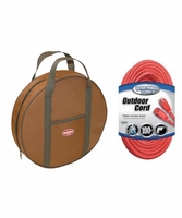 Bucket Boss 69000-KIT Carry Cable Bag w/Water Resistant 100' Outdoor Exten Cord