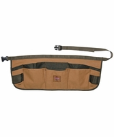 Bucket Boss 80100 Duckwear Canvas SuperWaist Apron, 13 pocket - Quick Release