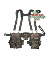 Bucket Boss 85035 Camo Mullet Buster Suspension Rig