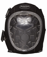 Bucket Boss 95100 GelDome Hard Shell Durable Adjustable Kneepads