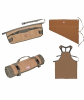 BucketBoss Kit - Apron, Tool Roll, Wrench Roll, and SuperWaist Apron