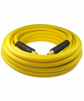 "Coilhose Pneumatics YB40504Y Yellow Belly Hybrid Air Hose 1/4"" x 50 Ft"