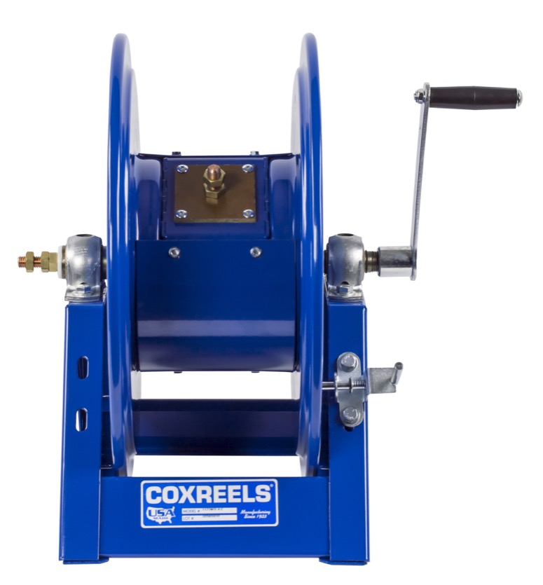 coxreels 1125wcl12a air motorized welding cable reel up to 2awgx600ft no cable