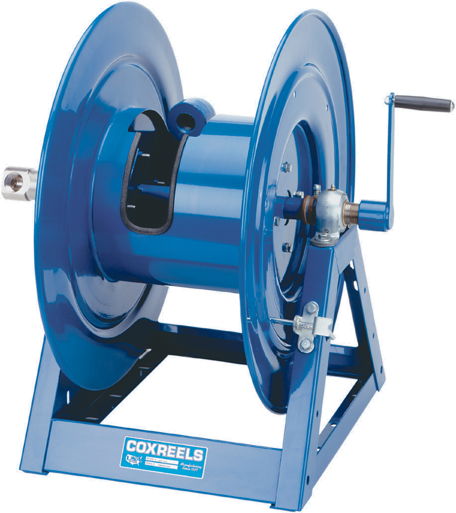 Coxreels 1175 6 200 E Competitor Industrial Size Reel