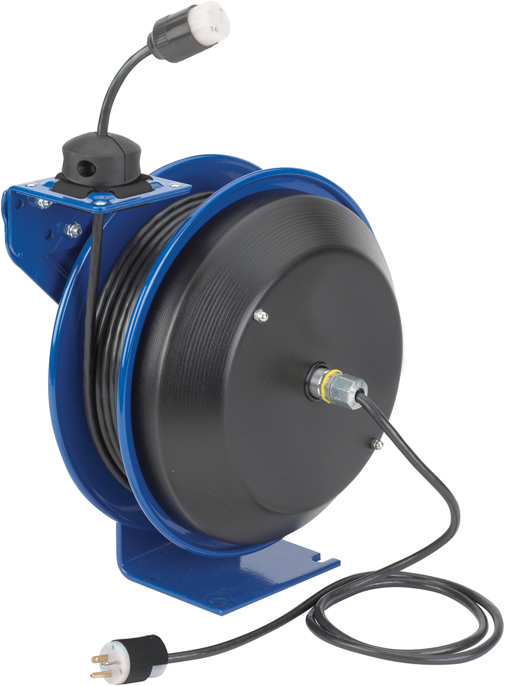 Industrial Power Cables : Coxreels pc a power cord reel with of ga