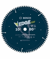 BOSCH DCB1080 10 In. 80 Tooth Edge Circular Saw Blade for Extra-Fine Finish