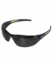EDGE Eyewear SD116-G2 Delano G2 Smoke Lens w/ reflective inserts Safety Glasses
