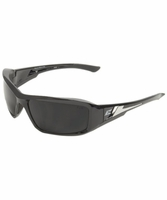 EDGE Eyewear XB116 Brazeau - Black / Smoke Safety Glasses