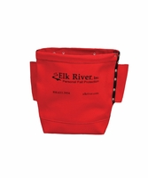 "Elk River 84520 Bolt Bag w/ belt tunnel, tool loops  2.5"" x 10"" x 9"""