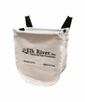 "Elk River 88199 Bolt Bag  - nylon strap with snaps 8"" x 3"" x 10"""