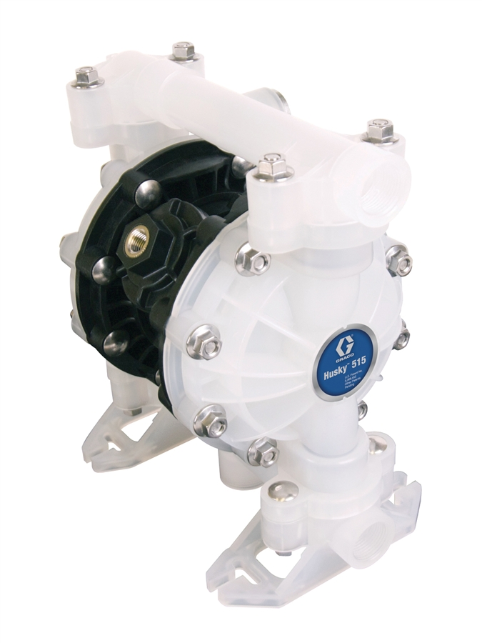Graco 24g745 Sd Blue Air Operated Diaphragm Pump For Def