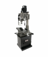 Jet 351046 JMD-45GHPF Geared Head Square Column Mill/Drill with Power Downfeed