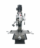 Jet 351050 JMD-45VSPF Variable Speed Square Column Geared Head Mill/Drill