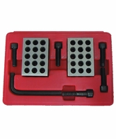 JET 630400 JET 1-2-3 Block Set in Plastic Case