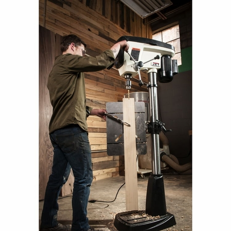 JET 716300 JDP-17 17 Drill Press 3/4 HP 115V