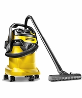 KARCHER  WD5-P 6.6 Gallon Wet/Dry Multi-Purpose Vacuum w/Power Outlet