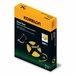 KOMELON N6300 300ft Metal Frame Steel Reel Tape Measure