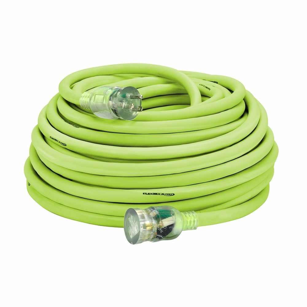 Green Extension Cord : Legacy manufacturing  fzl f ft outdoor