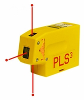 Pacific Laser Systems PLS3 Laser Alignment Tool Red Beam 3-Point Laser