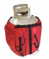 The PipeKnife Company 0609-PLWC Cylinder Warmer Wrap