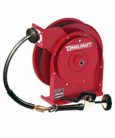 Reelcraft 4625-OLPSW5 3/8 x 25 ft. Pre-Rinse Water Reel With Hose