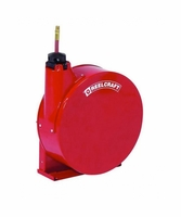 "Reelcraft 5600-EHP 3/8"" x 25' Enclosed Reel, 5000 psi, Grease Reel Without Hose"