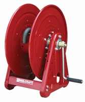 Reelcraft CA32106-L 1/2 x 100ft, 1000 psi, Reel without Hose, Hand Crank