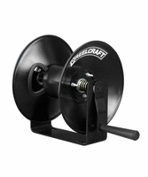 "Reelcraft CU8050LN Low Pressure Air/Water Reel 1/2"" x 50'"