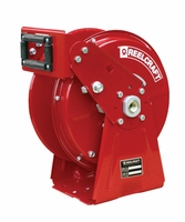 Reelcraft DP5400-OLP HD Spring Retractable 1/4 x 50ft, 500 psi, Air no Hose