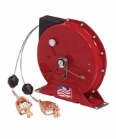 Reelcraft G-3050 Y 50ft, Static Discharge Reel