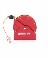 Reelcraft GA3100-N 100ft Static Discharge Grounding Reel With Cable