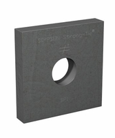 "Simpson Strong-Tie BP-1 1"" Bolt Dia 3-1/2 X 3-1/2 Bearing Plate"