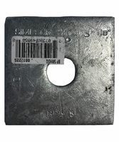 """Simpson Strong-Tie BP-1/2-3HDG 1/2"""" Bolt Dia 3 X 3 Bearing Plate HDG"""