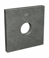 "Simpson Strong-Tie BP-1/2-3 1/2"" Bolt Dia 3 X 3 Bearing Plate"