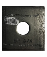 """Simpson Strong-Tie BP-3/4 3/4"""" Bolt Dia 2.75 X 2.75 Bearing Plate"""