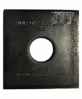 """Simpson Strong-Tie BP-7/8 7/8"""" Bolt Dia 3 X 3 Bearing Plate"""